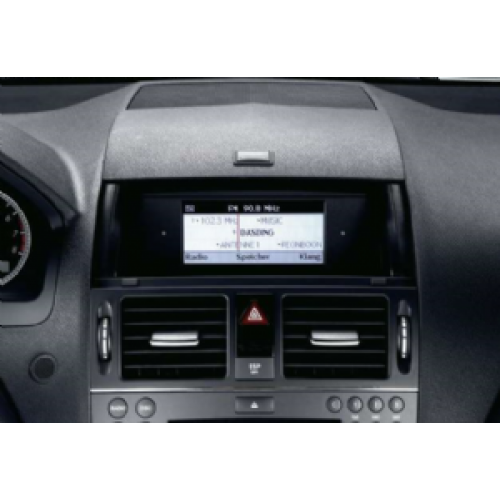 mercedes ntg4 w204 comand aps sat nav update disc. Black Bedroom Furniture Sets. Home Design Ideas