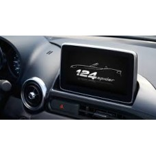 FIAT 124 SPIDER Connect Navigation SD Card  MAP 2019 EUROPE