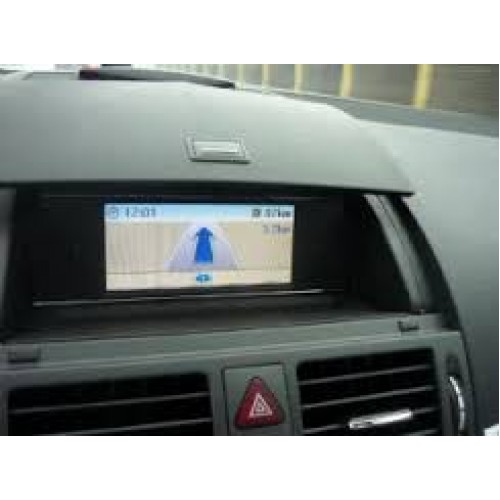 Mercedes Benz Sat Nav Update Disc