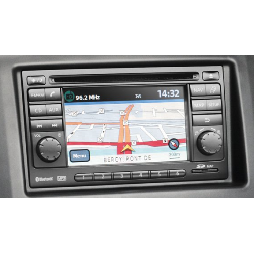 NISSAN CONNECT 1 LCN 1 NAVIGATION SD CARD V9 2019 SAT NAV SD