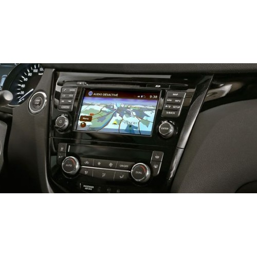 NISSAN CONNECT 3 NAVIGATION SD CARD V4 2019 SAT NAV SD ...