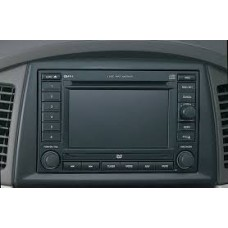 CHRYSLER REJ NAVIGATION SAT NAV MAP UPDATE DISC