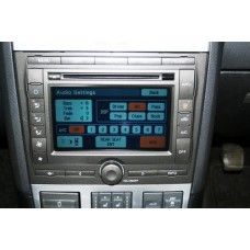 Ford Navigation Denso Western Europe sat nav map update disc 2012