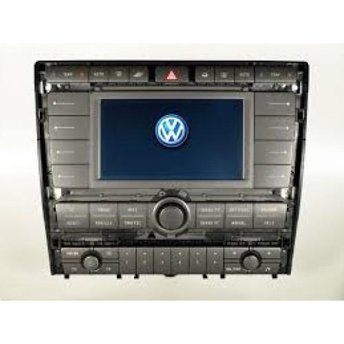Volkswagen Phaeton Navigation sat nav map update DVD DISC 2018