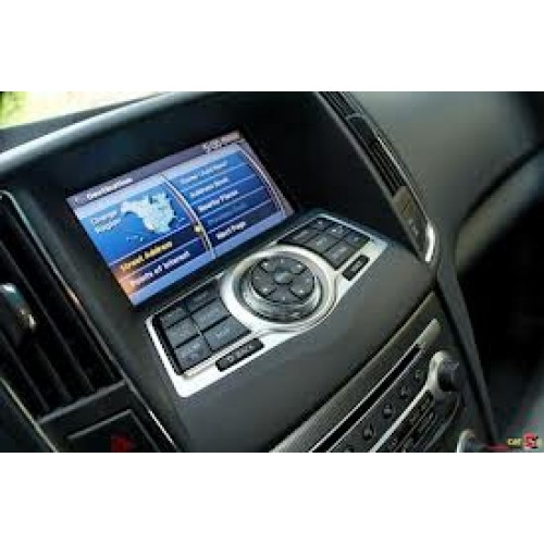 2013 nissan/infiniti connect premium x9 europe navigation sat nav