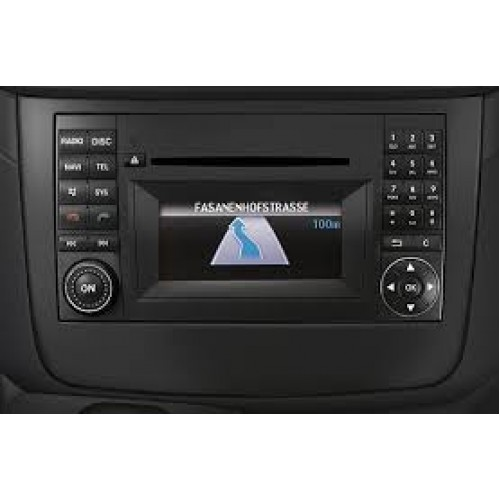 Mercedes navigation ntg2 audio 50 aps sat nav map update for Mercedes benz navigation update