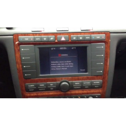 Volkswagen Phaeton Navigation sat nav map update CD DISC 2015