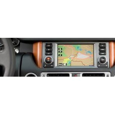 ROVER NAVIGATION sat nav map update CD DISC 2015